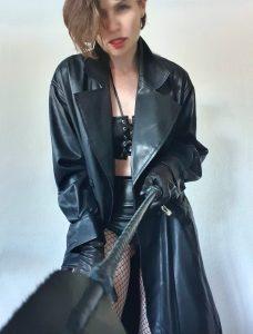 Professional Dominatrix Femdom Mistress Elena from Lisbon