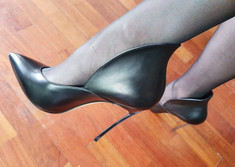 Casadei high heeled shoes dominatrix